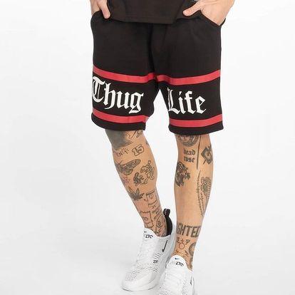 Thug Life / Short Brick in black 3XL