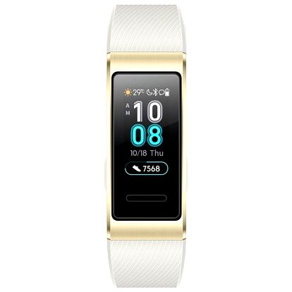Fitness náramek Huawei Band 3 Pro zlatý (55023010)