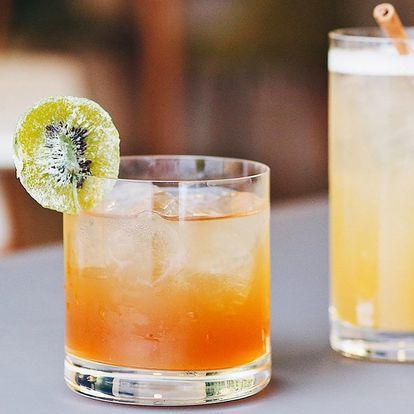 Signature i klasické koktejly či domácí limonáda