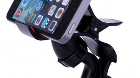Univerzální stojánek na mobil či GPS otočný o 360°
