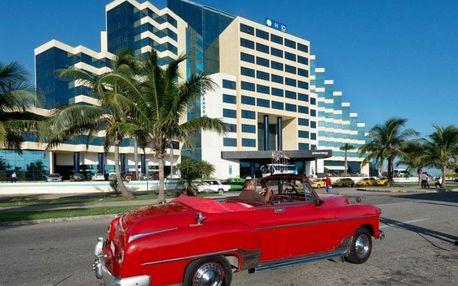 Kuba, letecky na 12 dní