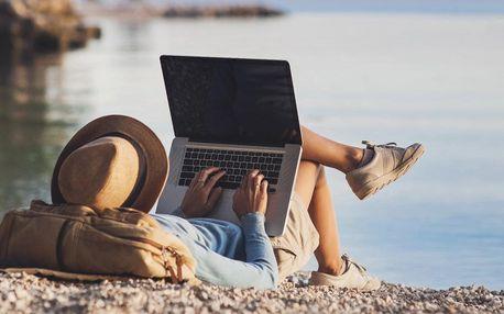 Excelujte z pláže: online kurz Excelu s příklady