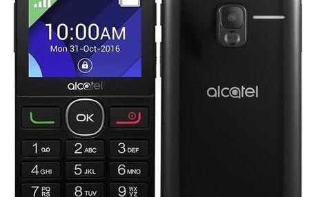 Mobilní telefon ALCATEL 2008G černý (2008G-3EALCZ1)