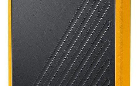 Western Digital My Passport Go 1TB žlutý (WDBMCG0010BYT-WESN)
