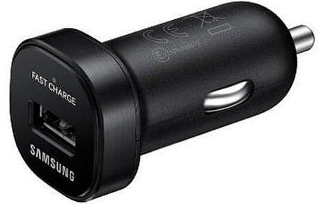 Samsung EP-LN930C, 1x USB, 2A, s funkcí rychlonabíjení (bulk) černý (EP-LN930CBE)