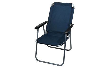 Cattara Židle kempingová skládací LYON tmavě modrá