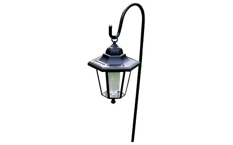 Garthen 300 Zahradní solární LED lucerna