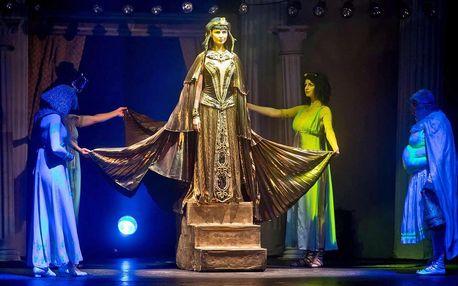 Vstupenka na koncertní verzi muzikálu Kleopatra