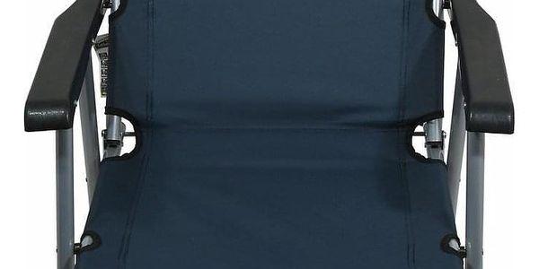 Cattara Židle kempingová skládací LYON tmavě modrá4