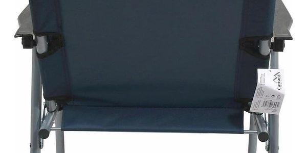 Cattara Židle kempingová skládací LYON tmavě modrá5