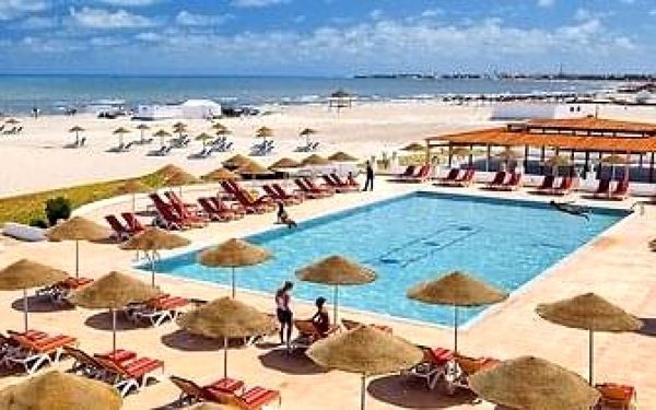 Hotel Checkin Djerba Bakour Beach, Djerba, letecky, all inclusive