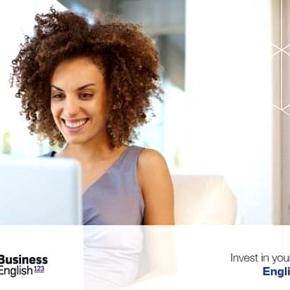 Business English - roční online kurz