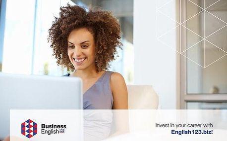 Business English - roční online kurz