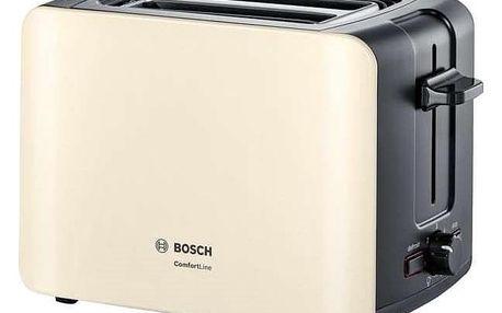 Bosch TAT6A117 černý/béžový