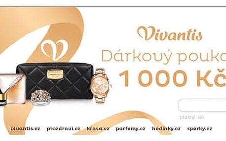 Vivantis 1000 Kč