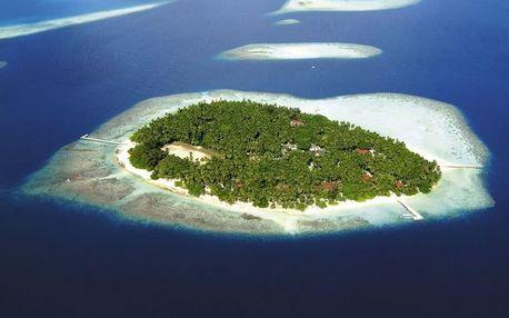 Maledivy - Biyadhoo Island Resort na 9 až 10 dní, plná penze s dopravou letecky z Prahy