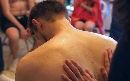 Klasická relaxační masáž - kurz Praha 24.8.2019