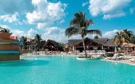 Kuba, Varadero, letecky na 11 dní all inclusive