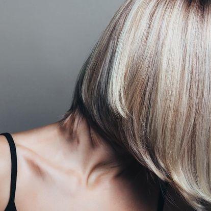 Dámský střih nebo melír pro všechny délky vlasů