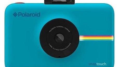 Polaroid SNAP TOUCH Instant Digital modrý (POLSTBL)