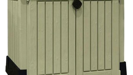 Tradgard STORE 41436 Zahradní skříňka - 110 x 130 x 74 cm