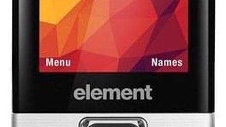 Sencor Element P020 stříbrný (30013852)