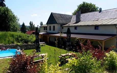Adršpašsko-teplické skály: Penzion Zámecká