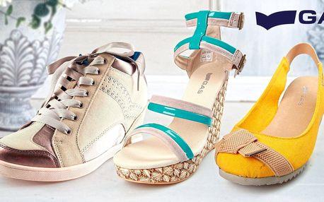 Letní dámské boty do města i parku: 4 varianty