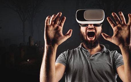 60 min. únikové hry ve virtuální realitě pro dva