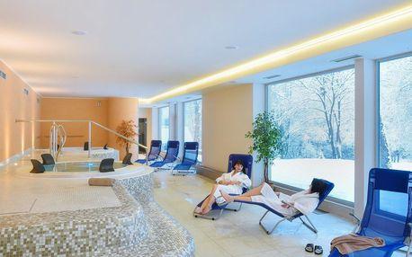 Hotel Amantis Vital Sports v Jizerských horách s polopenzí a wellness