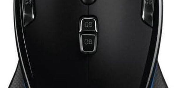 Myš Logitech Gaming G300s černá / laserová / 8 tlačítek / 2500dpi (910-004345)2