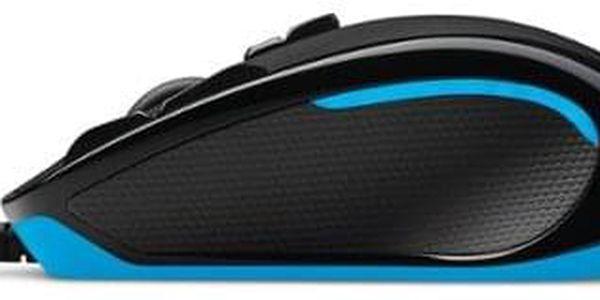 Myš Logitech Gaming G300s černá / laserová / 8 tlačítek / 2500dpi (910-004345)5