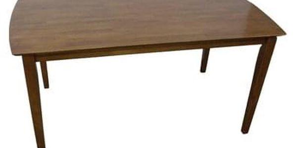 Kvalitní dřevěný jídelní stůl Da Vinci