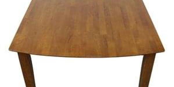 Kvalitní dřevěný jídelní stůl Da Vinci2