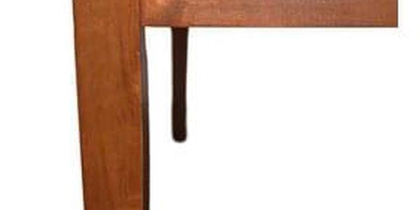 Kvalitní dřevěný jídelní stůl Da Vinci3