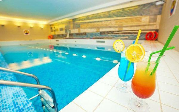 Krakov ve 4* hotelu se snídaní + bazén a sauna neomezeně