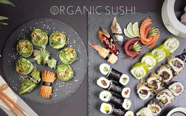 Speciální degustační menu SAITO sushi pro 2 osoby5