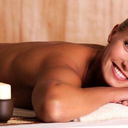 Relaxační 100minutová masáž s Perfume Oil