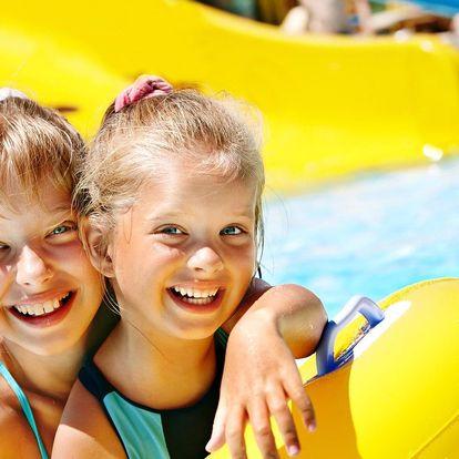LAST MINUTE léto v hotelu Klimek u dvou aquaparků