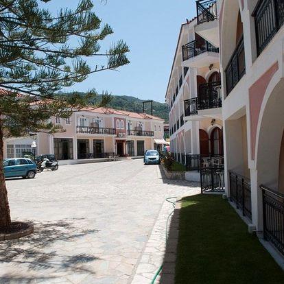 Řecko - Zakynthos na 8 dní, bez stravy s dopravou letecky z Prahy