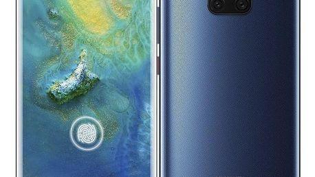 Huawei Mate 20 Pro modrý (SP-MATE20PDSLOM)