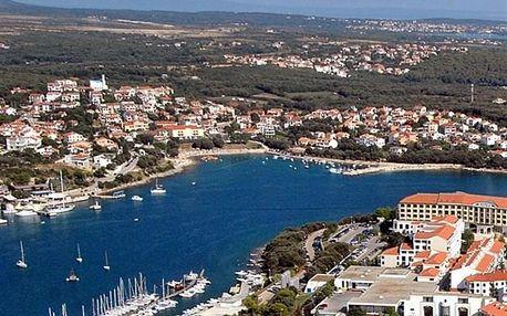 Chorvatsko - Istrie na 10 dní, bez stravy s dopravou autobusem