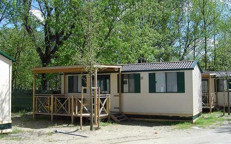 Kemp Cesenatico - Italský Mobile home Luna - cena za objekt, Emilia Romagna