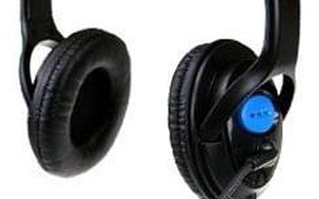 Herní sluchátka s mikrofonem
