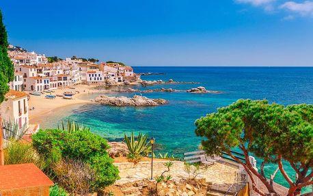 Španělsko, Katalánsko, autobusem na 10 dní polopenze