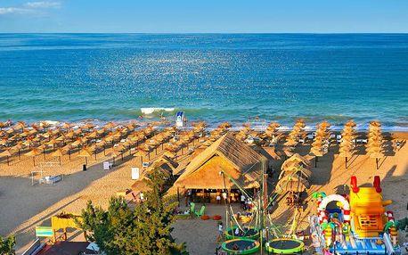 7 nocí v Bulharsku se snídaní, letecky či busem