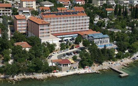 Chorvatsko, Kvarner, autobusem na 10 dní polopenze