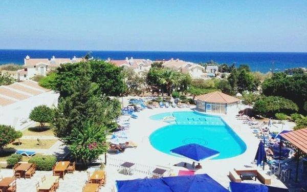 Kypr, Kyrenia, letecky na 8 dní polopenze