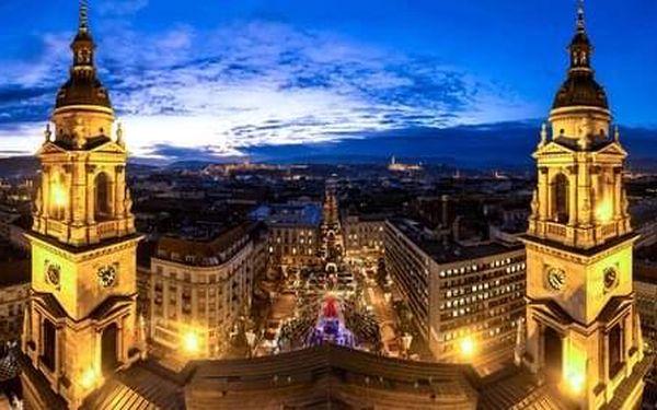 Adventní Budapešť, Budapešť a okolí