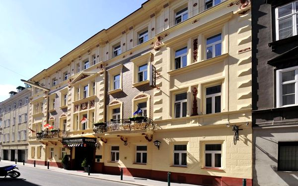 Rakousko: Hotel Praterstern